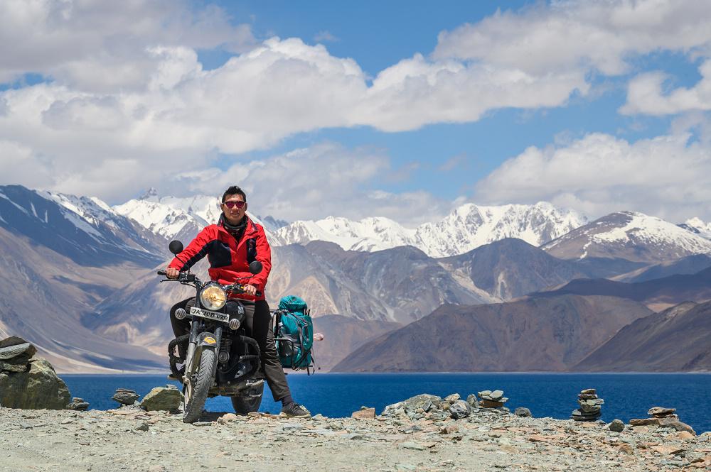 北北印度拉達克的重機之旅