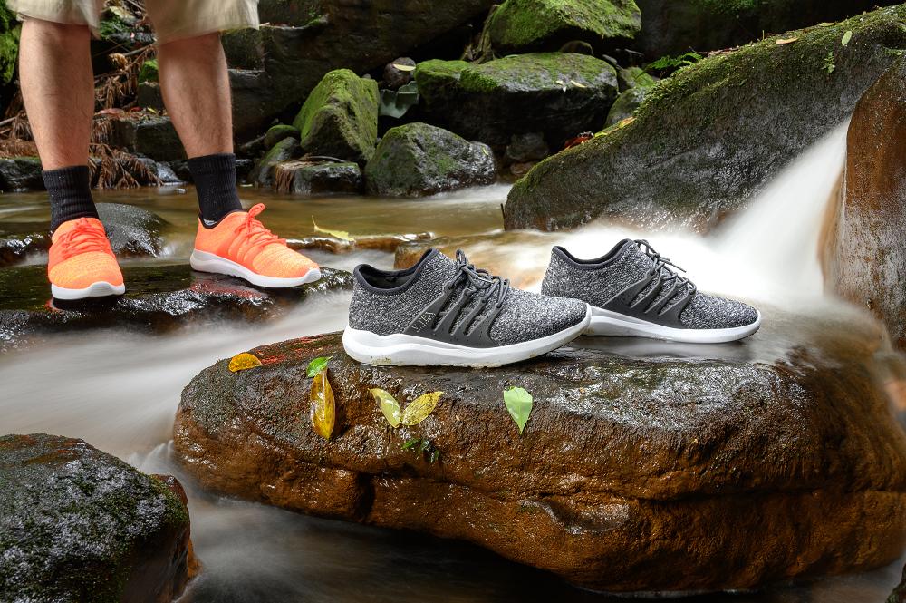 旅途中跟著你遊山玩水V-Tex 耐水鞋